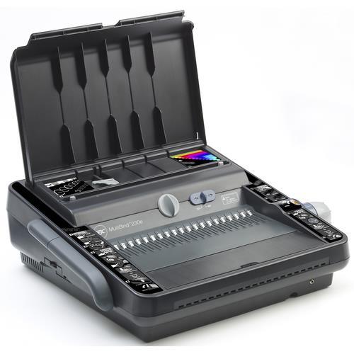 Foto Rilegatrice multifunzione GBC MultiBind W230E - Elettrica Rilegatrici a dorso
