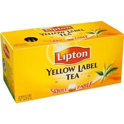 Thè Lipton 153400 - tea - 3075405 - conf. 25