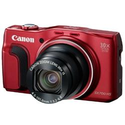 "Fotocamera Digitale Canon Powershot SX710 HS- 3"" - rosso"