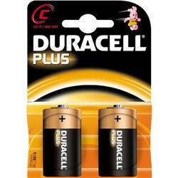 Pile Duracell Plus - mezzatorcia - conf. 2