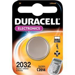 Pile Duracell Specialistiche - 2032