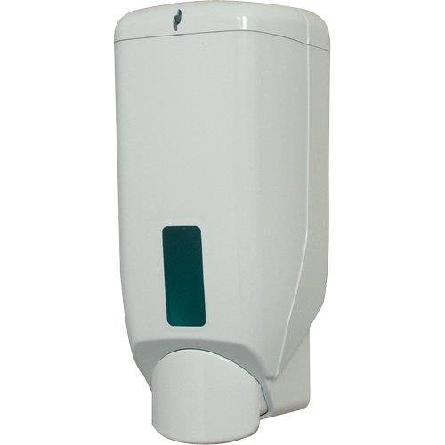 Foto Distributore per sapone liquido QTS - 1200 ml Dispenser per asciugamani, carta igienica e sapone
