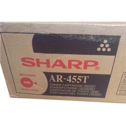 Sharp ar 455t toner originale nero