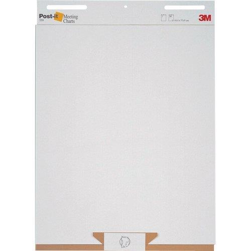 Foto Fogli adesivi Post-it® Meeting CHART 559 - fondo bianco - conf. 2 Accessori per lavagne