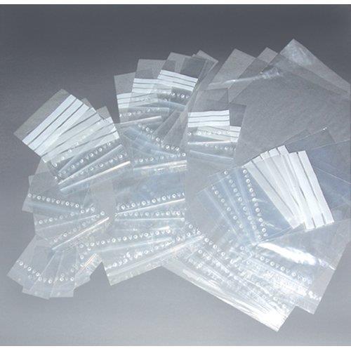Foto Buste con zip - PLT trasparente - WillChip - 16x22 cm - conf. 1000 Buste per confezionamento