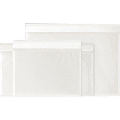 Foto Buste adesive portadocumenti Tenzalopes-neutra-18x13,5cm-100pz Buste sovrapacco adesive