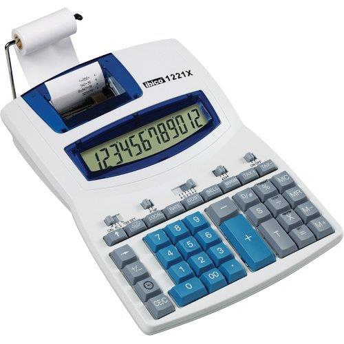 Foto Calcolatrice stampante 1221X Ibico Calcolatrici scriventi