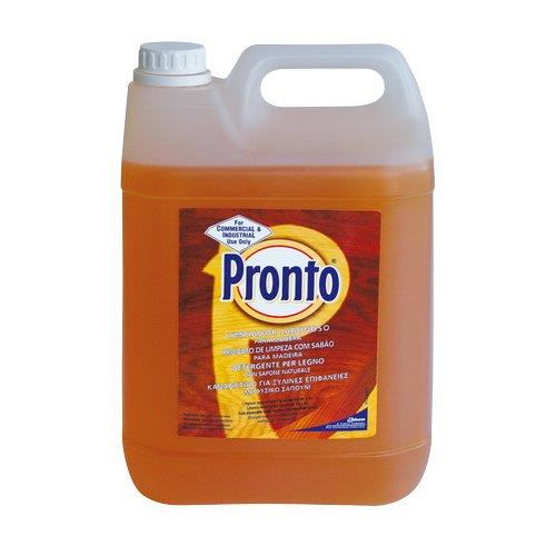 Foto Pronto Detergente per Legno -5 l- 7511535 Detergenti per pavimenti