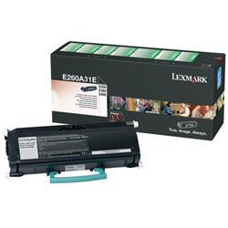 Foto Lexmark 0E260A31E Toner Originale nero Laser
