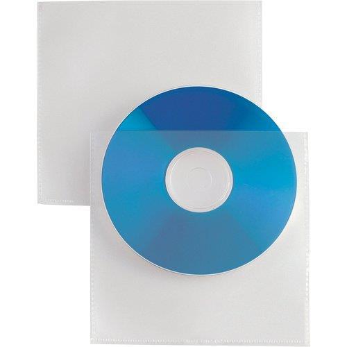 Foto Buste porta Cd/Dvd Soft Sei Rota - conf. 500 Custodie CD e DVD