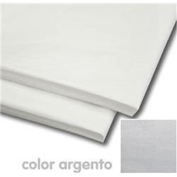 Carta Velina CWR - 50x70 cm - argento - 18 g - 25 fogli