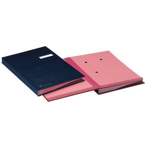 Foto Libro firma Fraschini 18 intercalari rosso pezzo singolo Libri firma e classificatori