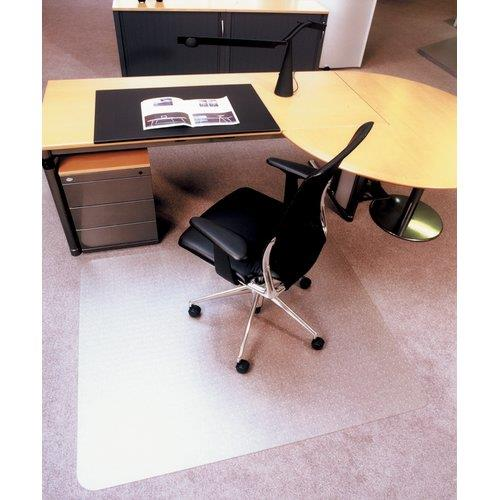 Foto Tappeto protettivo policarbonato Cleartex Floortex - per pavimenti - t Tappeti protettivi