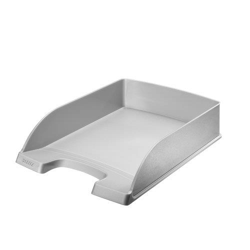 Foto Vaschette portacorrispondenza Leitz Plus Standard Leitz-silver-conf.5