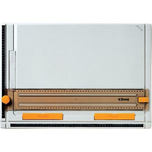 Foto Tavoletta per disegno Teknica A3 Tecnostyl 39x56,5 cm bianco Righe, compassi e squadre