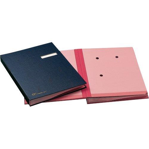 Foto Libro Firma Fraschini 18 intercalari blu pezzo singolo Libri firma e classificatori