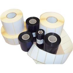 Foto KIT etichette-ribbon Etiform - 100X150 - 1/2'' - conf. 2 Etichette e Nastri