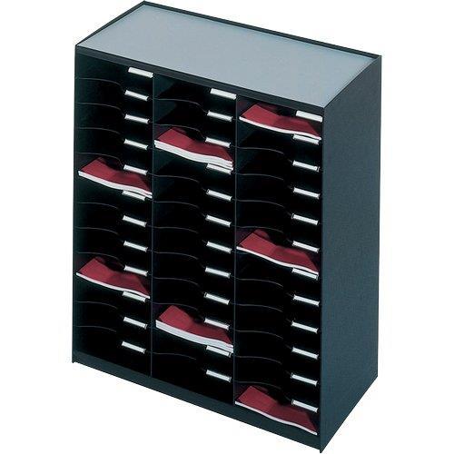 Foto Sistema di smistamento corrispondenza Paperflow - nero Smistamento posta