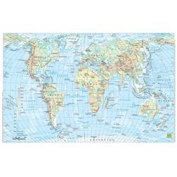 Foto Carte scolastiche da banco Belletti - Italia - 42x29,7 cm - conf. 20 Carte geografiche e mappamondi