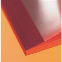 Foto Cartelline termiche Optimal GBC - 40 fogli - conf. 100