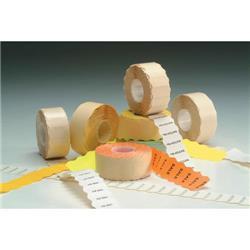 Etichette prezzatrici Avery Dennison - 1 linea perm. 12x26 mm - bianco - conf. 10000 etichette