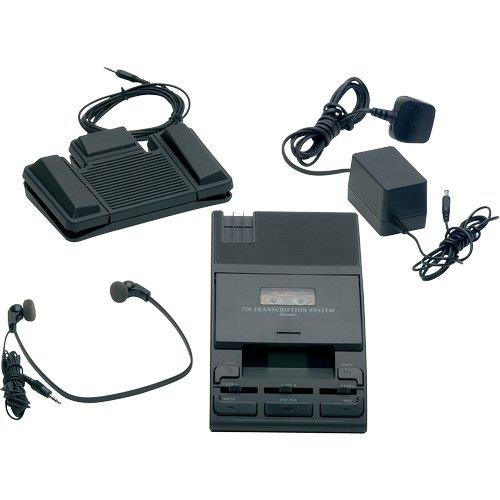 Foto Kit analogico per Trascrizione 720 Philips Kit trascrizione e dettatura