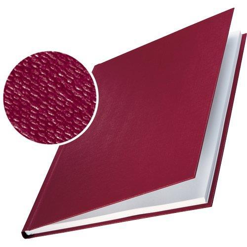 Foto Copertine rigide Leitz-rilegatura 36-70 fogli-rosso scarlatto-10 pz Copertine per rilegatura