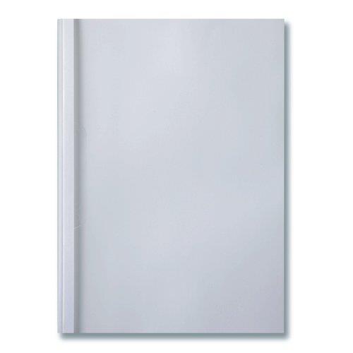 Foto Cartelline termiche GBC-Standard-120 fogli-trasp/bianco-100pz