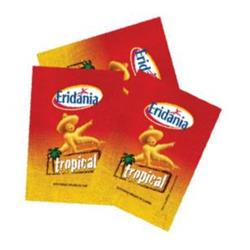 Zucchero di canna Tropical Eridania - bustine monodose - 500 gr - conf. 100