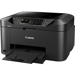 Canon MAXIFY MB2155 Multifunction Colour Inkjet Printer A4 19 ipm WiFi Duplex Ref 0959C028AA