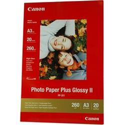 Canon PP-201 Photo Paper Plus 260gsm Glossy A3 [20 Sheets]