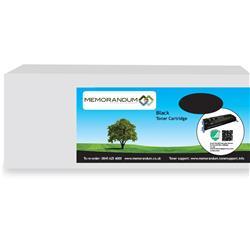 Memorandum Compatible Oki 43459332 Black Toner