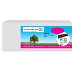 Memorandum Compatible Premium OKI Cartridge C9600/C9800 Magenta 42918914