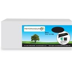 Memorandum Compatible High Capacity Premium Samsung Cartridge CLT-K5082L/ELS Black