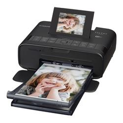 Canon 0599C011 Selphy CP1200 Photo Printer Black Ref 0599C011
