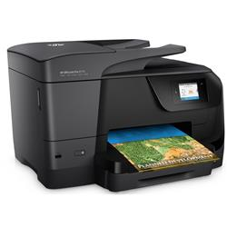 HP OfficeJet Pro 8710e All in One Printer Ref D9L18A