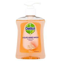 Dettol Handsoap Antibacterial Moistening Grapefruit 250ml Ref 8071864 - 3 for 2