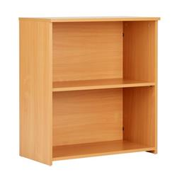 Eco 18 Premium Bookcase with 1 Shelf - Beech - ZECOBC800BCH