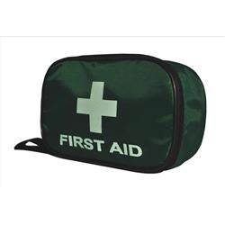 Wallace Cameron BS 8599-2 Compliant First Aid Travel Kit Small Ref 1020208 + FREE Waterproof Plasters