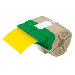 Leitz Icon Label Cartridge Permanent Plastic 88mmx10m Yellow Ref 70160015