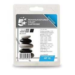 Image of 10 Black Compatible Ink Cartridge - 924367