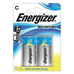 Energizer Eco Advanced Batteries C / E93 Ref E300129900 (Pack 2)