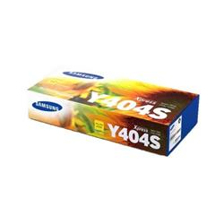 Samsung Laser Toner Cartridge Page Life 1000pp Yellow Ref CLT-Y404S/ELS