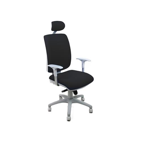 Foto Sedia operativa ergonomica Dione Unisit - Nera - DIA/EN Sedie ergonomiche