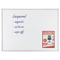 Franken Whiteboard ECO 120 x 90cm Lacquered Steel Ref SC4103