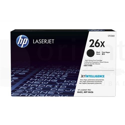 Foto Originale HP CF226X Toner alta capacità 26X Laser