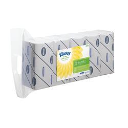 Kleenex Ultra Hand Towels 2-ply 215x315mm 124 Towels per Sleeve White Ref 7979 [Pack 5]