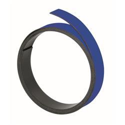 Franken Magneticic Strips 100cm x 10mm Thickness 1mm Blue Ref M802 02