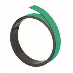 Franken Magneticic Strips 100cm x 10mm Thickness 1mm Green Ref M802 03