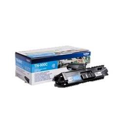 Brother Laser Toner Cartridge Super High Yield Page Life 6000pp Cyan Ref TN900C